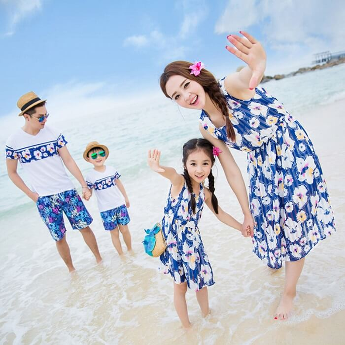 Family Beach Photo Ideas - funny and unique pictures :)