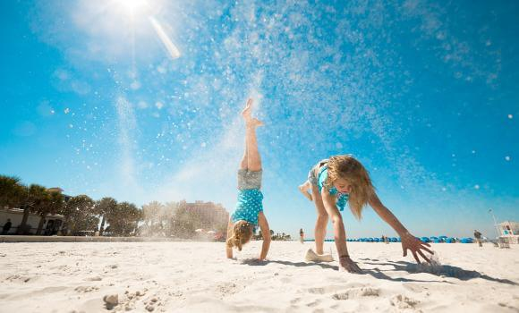 Beach family picture ideas