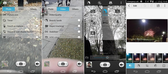 Camera FV-5 and similar applications